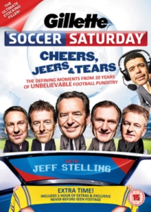 Gillette Soccer Saturday - Cheers, Jeers & Tears, DVD  DVD
