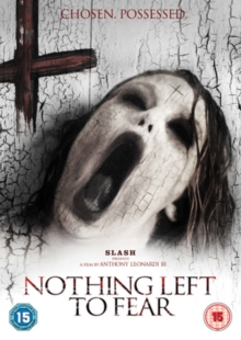 Nothing Left to Fear, DVD  DVD