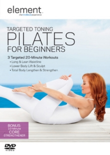 Element: Targeted Toning Pilates for Beginners, DVD  DVD