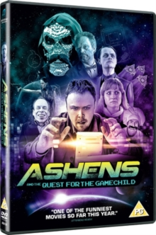 Ashens and the Quest for the Gamechild, DVD  DVD
