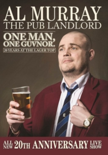 Al Murray: One Man, One Guvnor, DVD  DVD