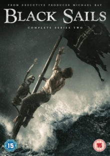 Black Sails: Complete Series Two, DVD DVD