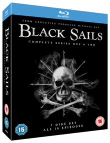 Black Sails: Complete Series One & Two, Blu-ray BluRay