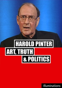 Harold Pinter: Art, Truth and Politics, DVD  DVD
