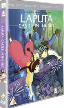 Laputa - Castle in the Sky, DVD  DVD