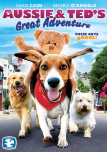 Aussie and Ted's Great Adventure, DVD  DVD