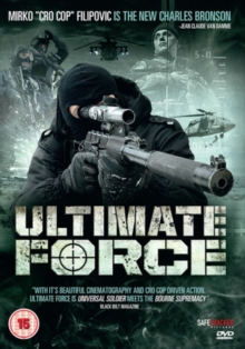 Ultimate Force, DVD  DVD