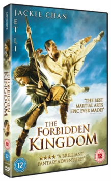 The Forbidden kingdom, DVD  DVD