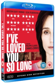 I've Loved You So Long, Blu-ray  BluRay
