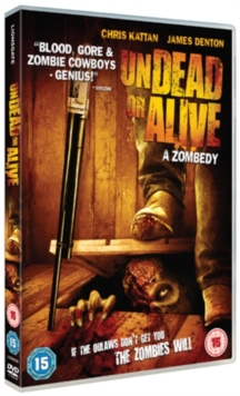 Undead Or Alive, DVD  DVD
