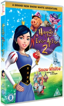 Happily N'ever After 2, DVD  DVD