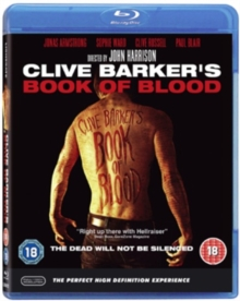 Clive Barker's Book of Blood, Blu-ray  BluRay