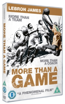 More Than a Game, DVD  DVD