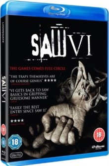 Saw VI, Blu-ray  BluRay