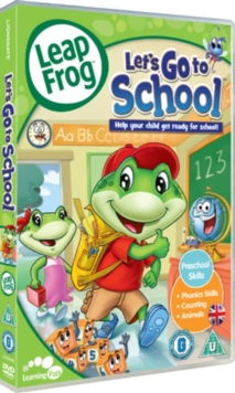 Leap Frog: Let's Go to School, DVD  DVD