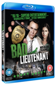 Bad Lieutenant: Port of Call - New Orleans, Blu-ray  BluRay
