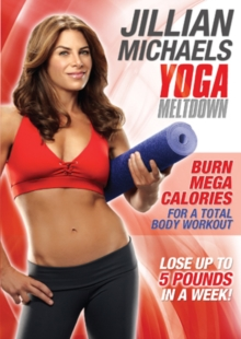 Jillian Michaels: Yoga Meltdown, DVD  DVD
