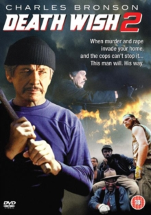 Death Wish 2, DVD  DVD