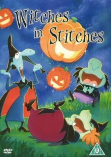 Witches in Stitches, DVD  DVD