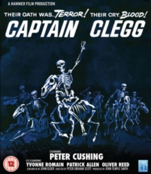 Captain Clegg, Blu-ray  BluRay