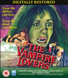 The Vampire Lovers, Blu-ray BluRay