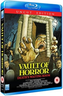 Vault of Horror: Uncut Version, Blu-ray BluRay