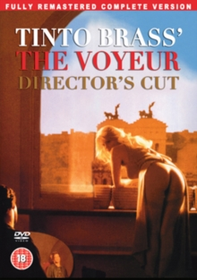 The Voyeur: Director's Cut, DVD DVD