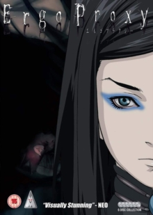 Ergo Proxy: Volumes 1-6, DVD  DVD