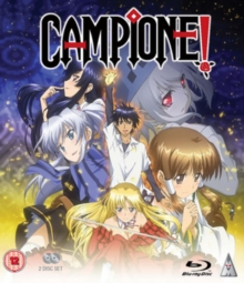 Campione!: Collection, Blu-ray  BluRay