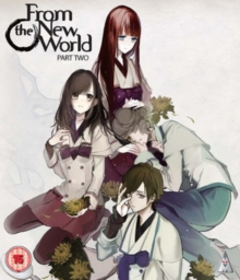 From the New World: Part 2, Blu-ray  BluRay