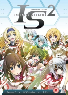 Infinite Stratos: Series 2 Collection, DVD  DVD