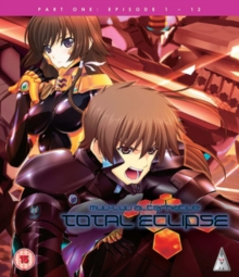 Muv-luv Alternative: Total Eclipse - Part 1, Blu-ray  BluRay