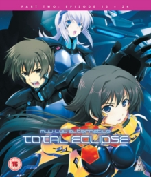 Muv-luv Alternative: Total Eclipse - Part 2, Blu-ray  BluRay