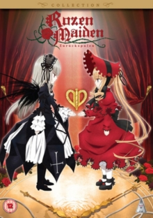 Rozen Maiden: Zurückspulen Collection, DVD  DVD