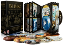 The Bible: Complete Collection, DVD DVD