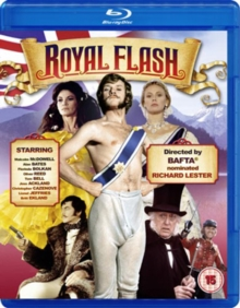 Royal Flash, Blu-ray  BluRay