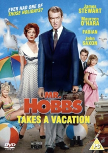 Mr. Hobbs Takes a Vacation, DVD  DVD