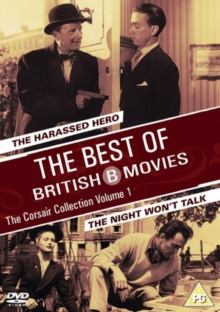 The Best of British B Movies - The Corsair Collection: Volume 1, DVD DVD