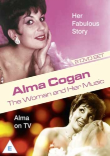 Alma Cogan: The Woman and Her Music, DVD  DVD