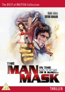 The Man in the Steel Mask, DVD DVD