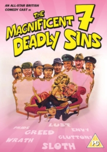 The Magnificent Seven Deadly Sins, DVD DVD
