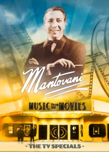 The Mantovani TV Specials: Mantovani's Music from the Movies, DVD DVD