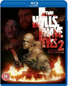 The Hills Have Eyes, Part 2, Blu-ray BluRay