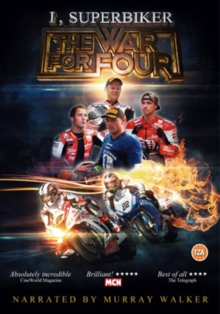 I, Superbiker: The War for Four, DVD  DVD