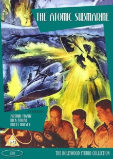 The Atomic Submarine, DVD DVD