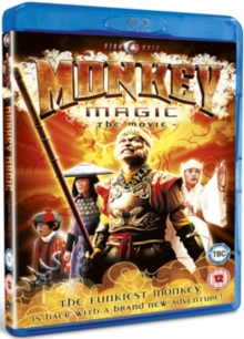 Monkey Magic, Blu-ray  BluRay