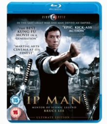 Ip Man, Blu-ray  BluRay