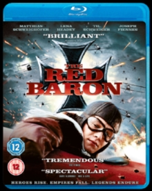 The Red Baron, Blu-ray BluRay