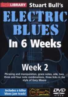 Electric Blues in 6 Weeks With Stuart Bull: Week 2, DVD  DVD
