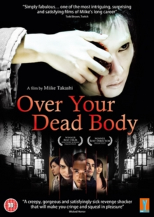 Over Your Dead Body, DVD DVD